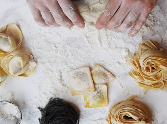 Homemade Italian Pasta Salzburg
